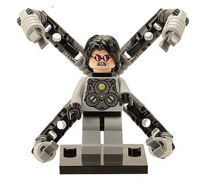 Minifigura Marvel - Dr Octopus #79