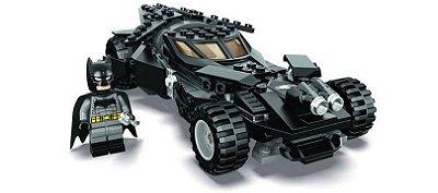 Set Batman V Supeman 306 Peças - Batmóvel Interceptação de Kryptonita #94