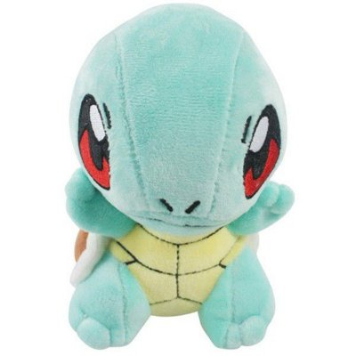 Pelúcia Squirtle 16 Cm - Pokémon Center