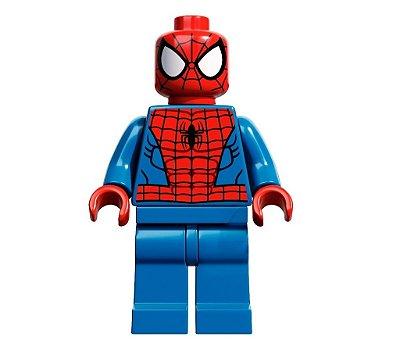 Mini Figura Compatível Lego Spider-Man Marvel