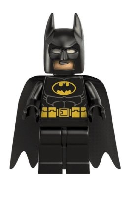 Mini Figura Dc Comics - Batman