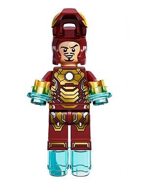 Mini Figura Marvel - Homem de Ferro #4