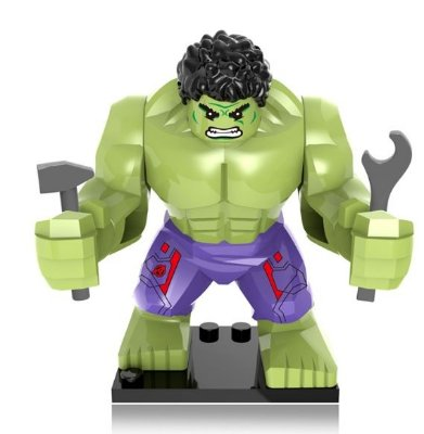 Big Figura Marvel - Hulk