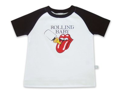 Camiseta Rolling Baby