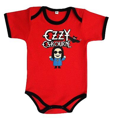 Body Curto Ozzy