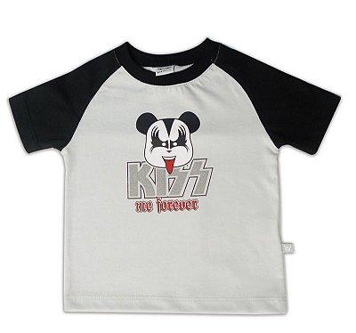 Camiseta Kiss me Forever