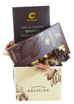 KIT DELÍCIA DE CHOCOLATE
