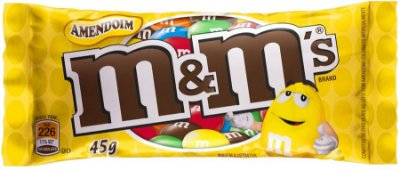 MARS CHOCOLATE M&MS AMENDOIM 49g