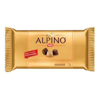NESTLE CHOCOLATE ALPINO 25g