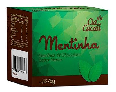 CIA CHOCOLATE MENTOLADO 75g