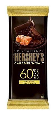 HERSHEYS CHOCOLATE SPECIAL DARK CARAMEL N SALT 85g