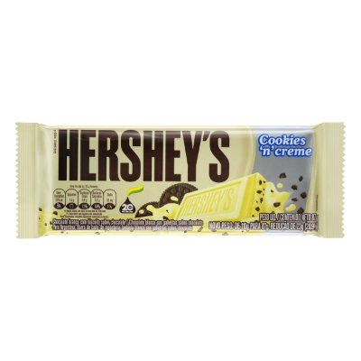 HERSHEYS CHOCOLATE TAB B.COOKIES CNC  87g