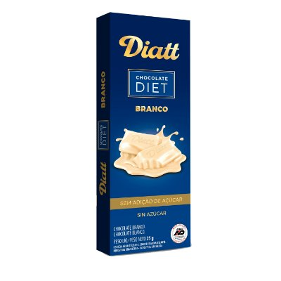 DIATT DP TABLETE BRANCO 25g