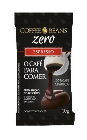 DIATT  COFFE BEANS EXPRESSO ZERO 10g