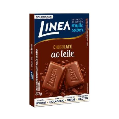 LINEA CHOCOLATE LEITE 30g