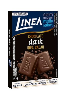 LINEA CHOCOLATE DARK 30g