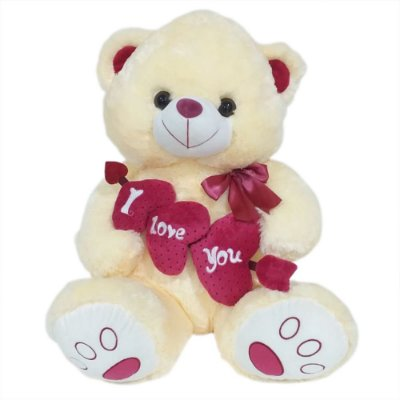 Urso Panda Love Baby - Grande