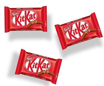 PROMO 03 CHOCOLATE  KITKAT AO LEITE 40g