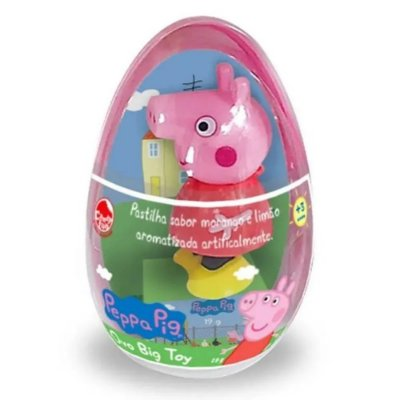 DTC OVO BIG TOY PEPPA PIG
