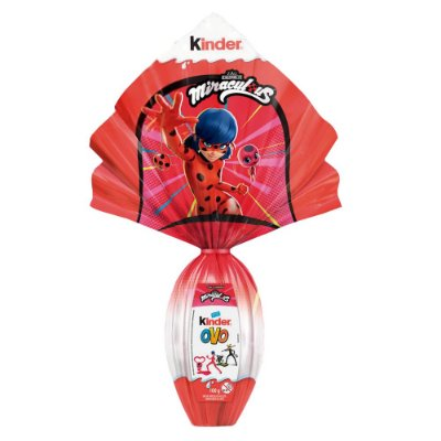 OVO KINDER MIRACULOUS 100G