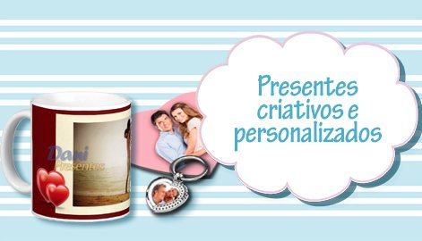Presentes Personalizados