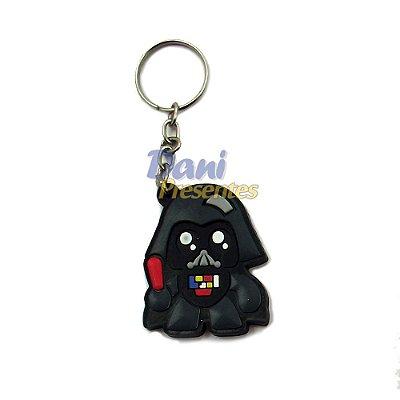 Chaveiro Star Wars - Darth Vader - Emborrachado
