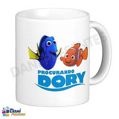 Caneca Procurando Dory