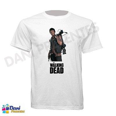 Camiseta The Walking Dead Daryl - 100% Algodão