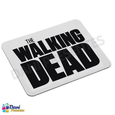 Mouse Pad The Walking Dead