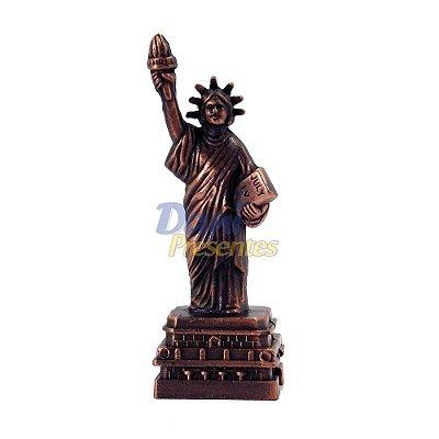 Apontador Miniatura Estátua da Liberdade