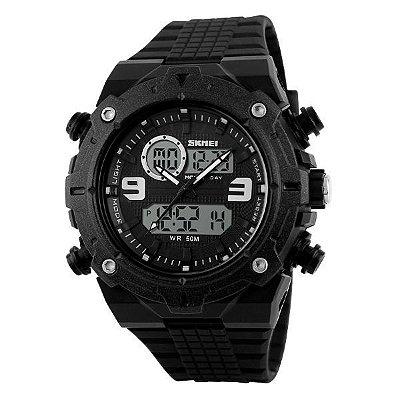 Relógio Masculino Skmei Anadigi 1156 PT-BR