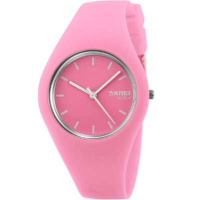 Relógio Feminino Skmei Analógico 9068 Rosa