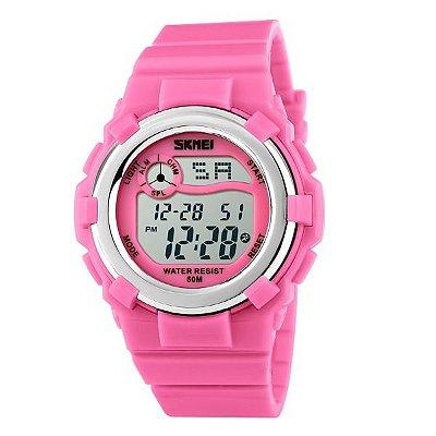 Relógio Feminino Skmei Digital 1161 Rosa