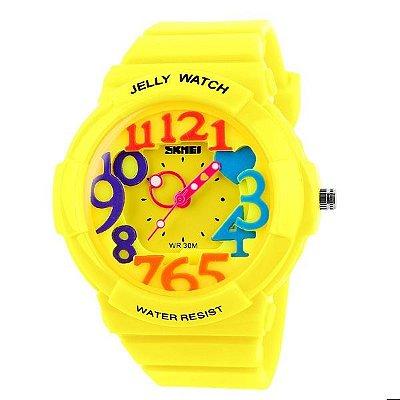 Relógio Infantil Skmei Analógico 1042 AM