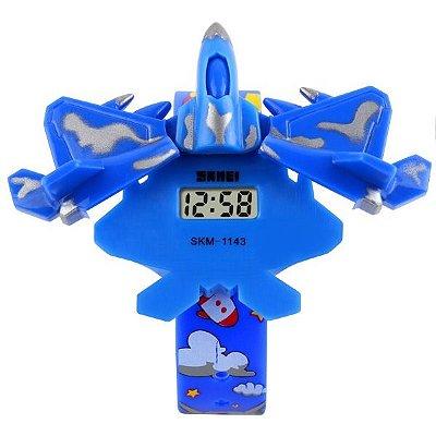 Relógio Infantil Skmei Digital 1143 AZ