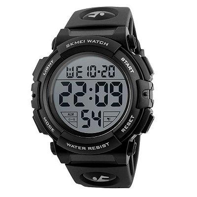 Relógio Masculino Skmei Digital 1258 Preto