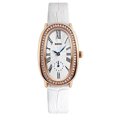 Relógio Feminino Skmei Analógico 1292 - Branco