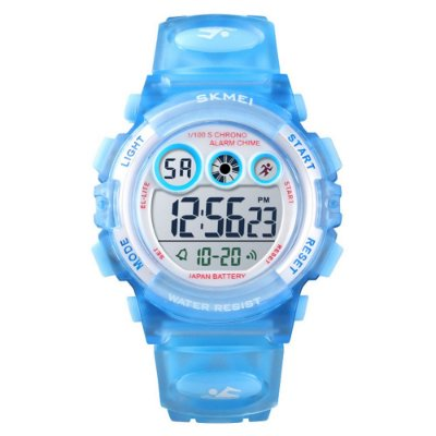 Relógio Infantil Skmei Digital 1451 Azul