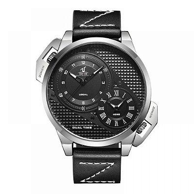 Relógio Masculino Weide Analógico UV-1706 - Preto