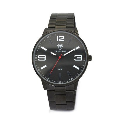 Relógio Masculino Tuguir Analógico 5046 Preto