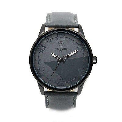Relógio Masculino Tuguir Analógico 5050 Cinza