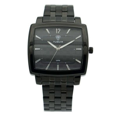 Relógio Masculino Tuguir Analógico 5436G Preto