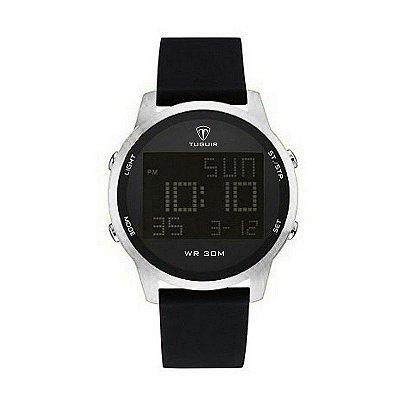 Relógio Masculino Tuguir Digital TG7003 Prata