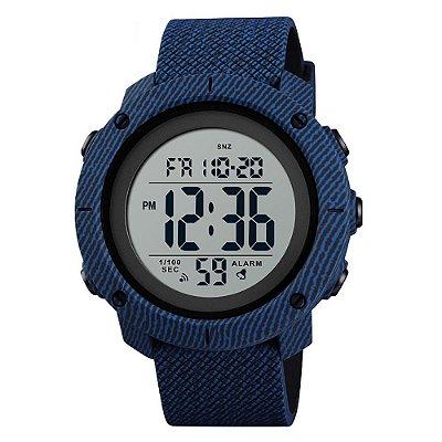 Relógio Masculino Skmei Digital 1434 - Azul e Preto