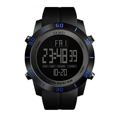 Relógio Masculino Skmei Digital 1353 - Preto