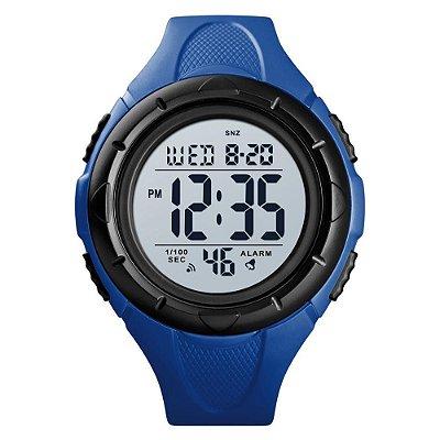 Relógio Masculino Skmei Digital 1535 - Azul e Preto