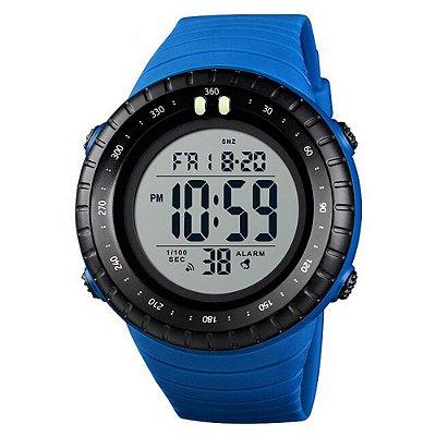 Relógio Masculino Skmei Digital 1420 - Azul e Preto