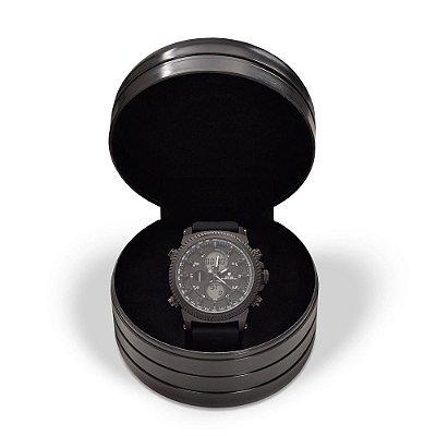 Relógio Masculino Weide AnaDigi WH-6403 - Preto