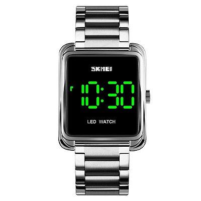 Relógio Masculino Skmei Digital 1505 - Prata