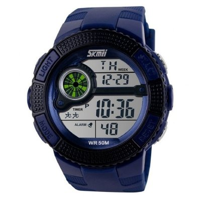 Relógio Masculino Skmei Digital 1027 Azul